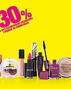 Bipa vikend akcija -30% popusta make up