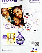 DM katalog prednosti prosinac