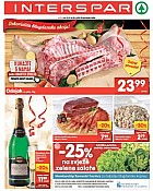 Interspar katalog Blagdani do 31.12.