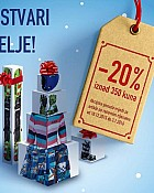 Intersport akcija -20% popusta