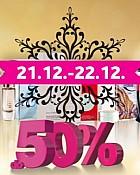 Kozmo akcija ponedjeljak i utorak do -50% popusta parfemi