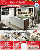 Lesnina katalog Kuhinje po mjeri prosinac
