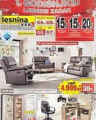 Lesnina katalog Popusti do 7.12.