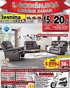 Lesnina katalog Zadar slavi