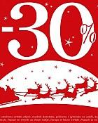 Mana božićna akcija 30% popusta