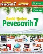 Pevec katalog Pevecovih 7 do 13.12.