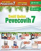 Pevec katalog Pevecovih 7 do 20.12.