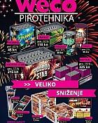 Weco pirotehnika katalog