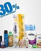 Bipa vikend akcija -30% popusta na Bipa marke