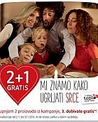 DM katalog 2+1 gratis