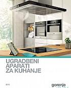 Gorenje katalog Ugradbeni aparati za kuhanje