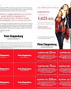 Peek & Cloppenburg kuponi 2016