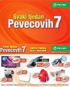 Pevec katalog Pevecovih 7 do 24.1.
