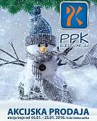 PPK Bjelovar katalog siječanj 2016