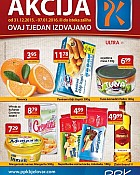 PPK Bjelovar katalog Tjedna akcija do 7.1.