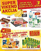 Billa vikend akcija do 21.2.