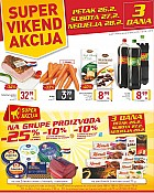 Billa vikend akcija do 28.2.