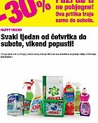Bipa vikend akcija Sve za čišćenje