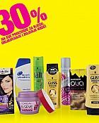 Bipa vikend akcija -30% popusta na proizvode za njegu kose