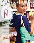 DM katalog ožujak 2016