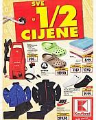 Kaufland katalog Sve u pola cijene veljača 2016