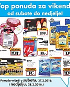 Kaufland vikend akcija do 28.2.