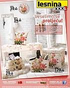 Lesnina katalog Proljeće 2016