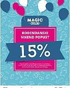 Magic Baby akcija rođendanski popust 15%