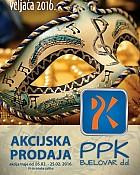 PPK Bjelovar katalog veljača 2016
