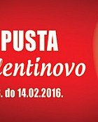 Sport Vision popust Valentinovo