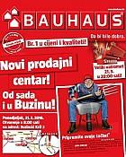 Bauhaus katalog Buzin otvorenje