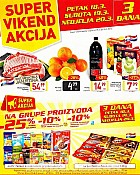 Billa vikend akcija do 20.3.