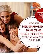 DM akcija -40% popusta na sve mirise za Dan žena