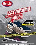 Hervis katalog Dubrava Zagreb do 15.3.
