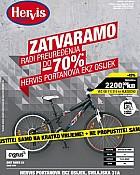Hervis katalog rasprodaja Portanova Osijek
