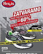Hervis katalog Osijek rasprodaja ožujak