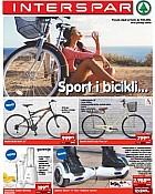 Interspar katalog bicikli i sport