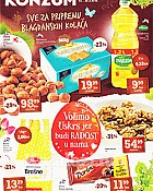 Konzum katalog kolači Uskrs 2016