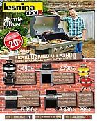 Lesnina katalog Jamie Oliver roštilji 2016