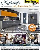 Lesnina katalog Kuhinje ožujak 2016