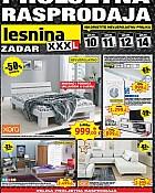 Lesnina katalog Proljetna rasprodaja Zagreb