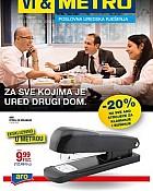 Metro katalog Uredska rješenja