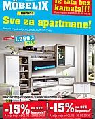 Mobelix katalog Namještaj za apartmane