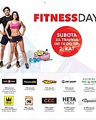 Avenue Mall Fitness day