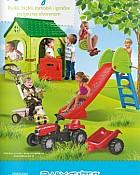 Baby Center katalog Igračke za igru na otvorenom