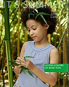 Benetton katalog Djeca Ljeto 2016