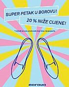 Borovo akcija Super petak -20% popusta