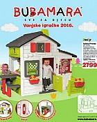 Bubamara katalog Vanjske igračke 2016