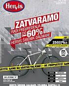 Hervis katalog Dalmare Šibenik