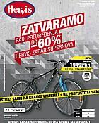 Hervis katalog Supernova Zadar travanj